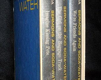 Sermons And Soda Water, 3 Volume Set in Slipcover, O'Hara