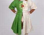 Pattern for Early Tudor Man's Doublet, Hose, Jacket and Coat - Large Sizes