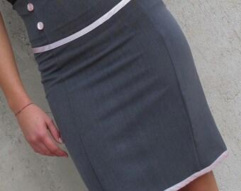 SALE 20% vintage style  skirt