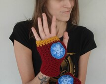 Iron Man Style Handwarmers