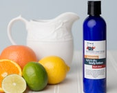 Fresh Citrus Body Lotion, Spotted Owl Soap, Natural Skin Care, Vegan Skin Care, Natural Lotion
