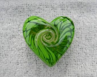 Hearts - Green