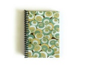 Japanese Umbrellas - Notebook Spiral Bound - 4x6in