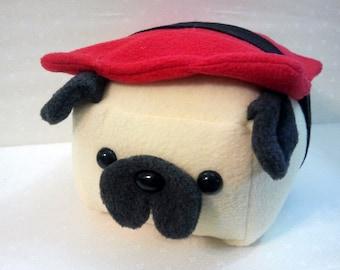 Custom Sushi Pug Inugiri
