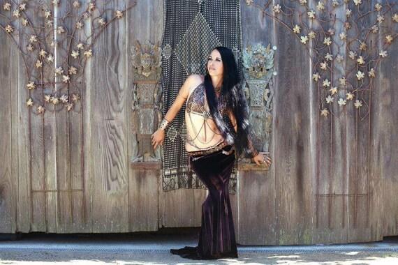 The Super Bootie Low Rise Mermaid Skirt. CUSTOM XS/S/M/L