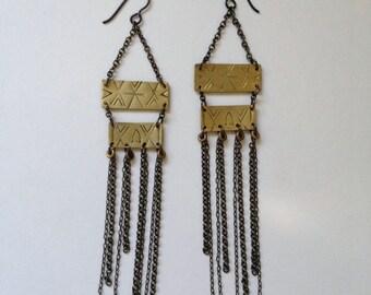 Teypana Earrings