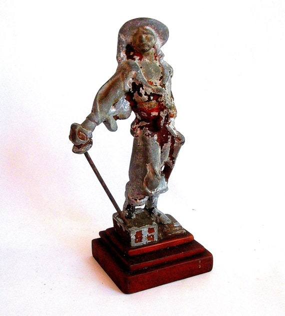 Vintage Pirate Statue / Father's Day
