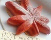 Dope on a Rope Soap - Panama Red - Hemp Soap - Sage and Cedar Essential Oil - Weed Gifts - 420 Gifts - Valentines Day Gifts