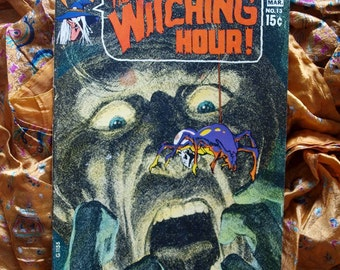 Witching Hour 13 DC Comics 1971 Gray Morrow Neal Adams Witch Witches Coven