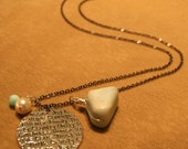 The Erica - Charm Necklace
