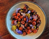 Lemon & Lavender Potpourri -  primitive bowl fillers