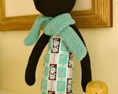Soft Toy Dog, Toy Dog, Soft Toy, Plush, OOAK Toy, Handmade Toy, UK Seller, Etsy UK, Handmade British