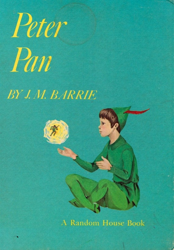 Peter Pan – J.M. Barrie (Джеймс М. Барри «Питер Пэн»)