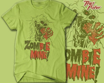Be Mine Zombie T-shirt