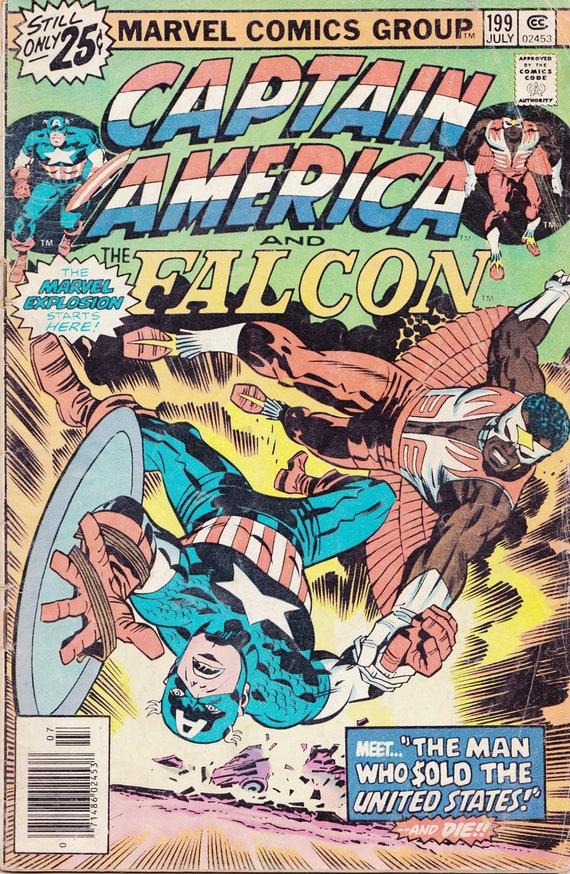Captain America Comics For Sale Sale Captain America 199