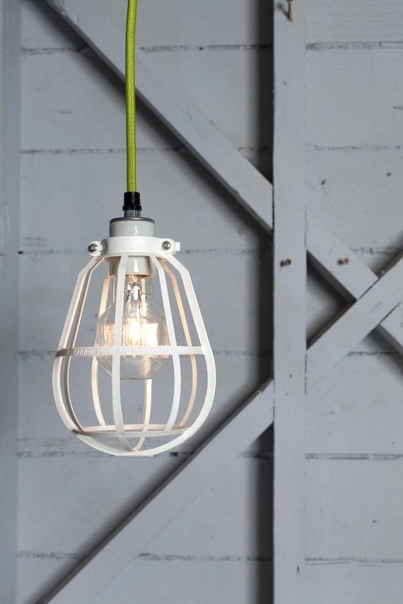 Industrial Lighting - Modern Cage Light
