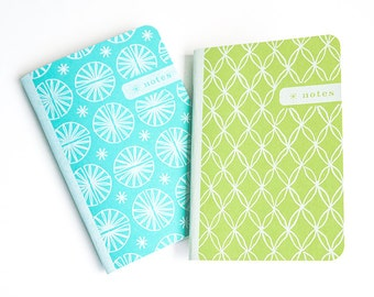 Pocket Notebooks (set of 2)