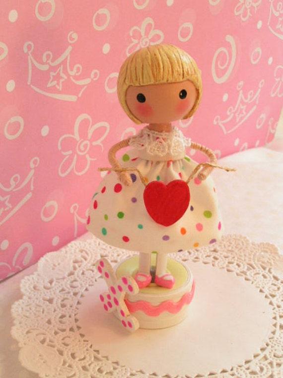 Ready to Ship- Little Princess Cake Topper