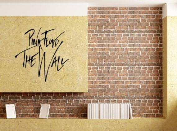 Pink Floyd Wall Decal - Elitflat
