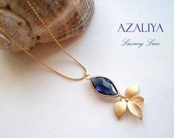 Ballerina Princess Necklace. Azaliya Luxury Line. Weddings, Bridesmaids. Gift Wrapping.
