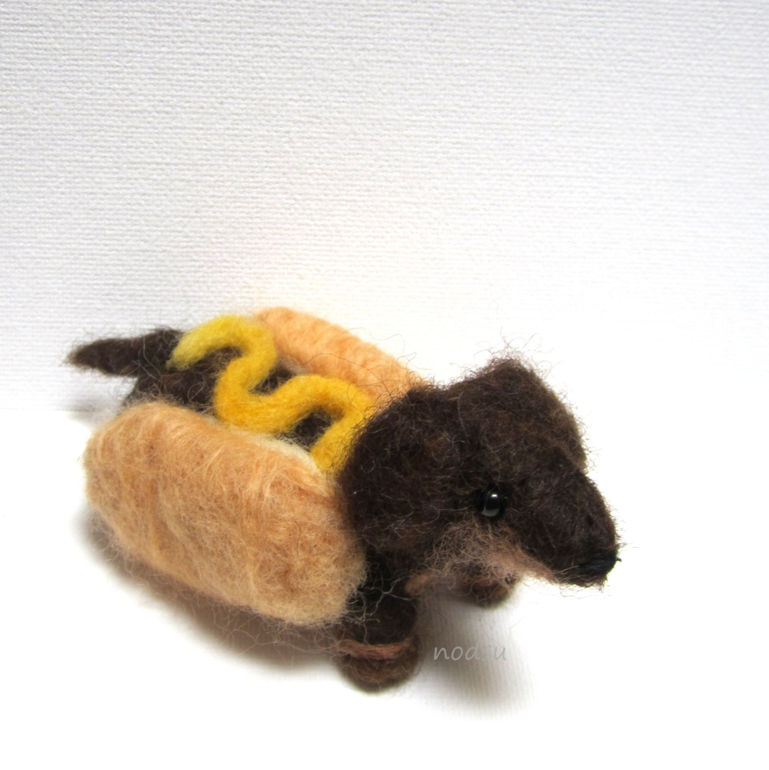 How To Make A Needle Felted Dog