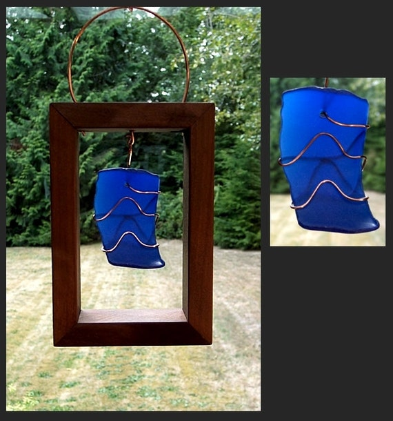 Suncatcher, Sun Catcher, Stained Glass, Beach Glass, Sea Glass