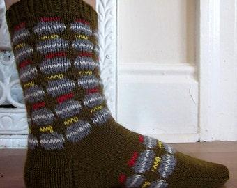 Curling Socks