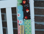 SALE Half Off Everything  --  DSLR - SLR Camera Strap - Denyse Schmidt Flea Market Fancy