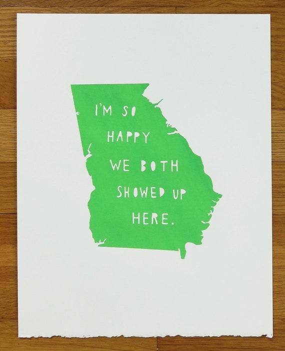 GEORGIA--I'm So Happy