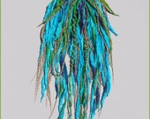 Seamonster wool and synthetic hair fall - CUSTOM MADE