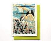 Tomohawk - Single Notecard