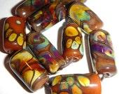 Connie Beads..Gazpacho...