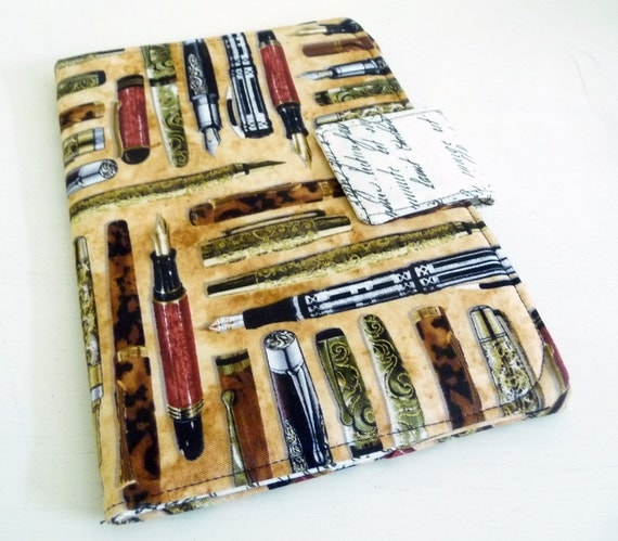 Kindle Touch Cover, Kobo Case - Fountain Pens