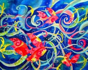 Deep Sea Dreams