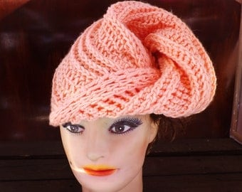 African Head Wraps for Women African Turban, Cancer Head Wraps Woman Scarf, Crochet Hats for Women