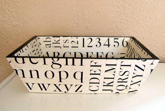 Fabulous Font Tray