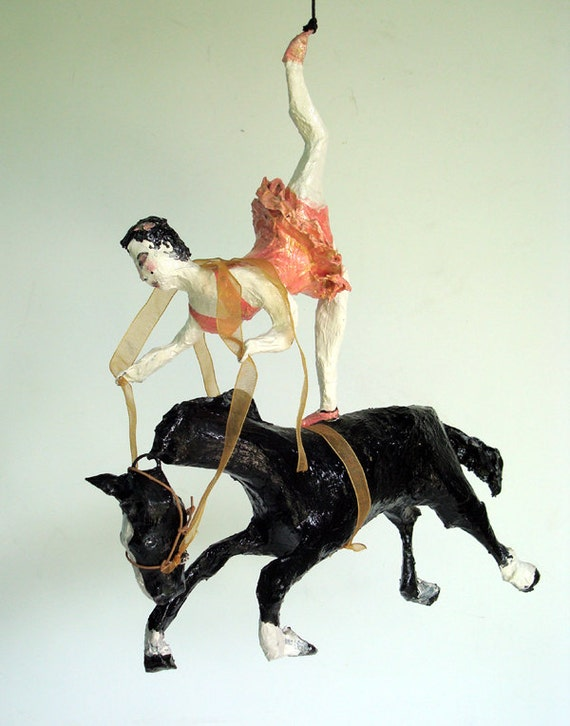 Horse Dancer- One of a kind Dancer Sculpture -SALE