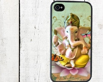 Ganesha Phone Case for  iPhone 4 4s 5 5s 5c SE 6 6s 7  6 6s 7 Plus Galaxy s4 s5 s6 s7 Edge