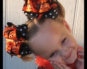 BoutiqueHAPPY HALLOWEEN Hair Bows - Bow Meets Girl