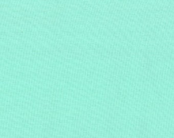 Aqua Bella Solids cotton quilting fabric from Moda 9900 34