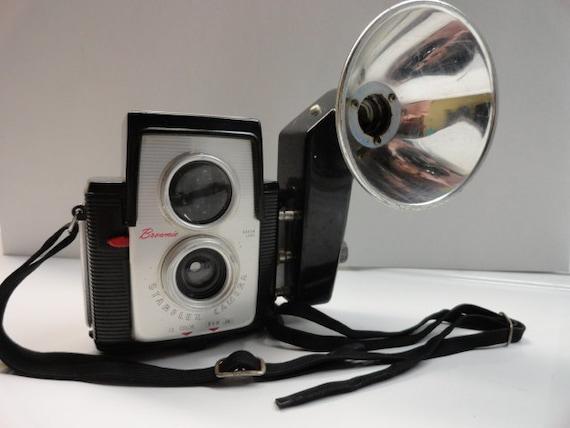 1950s Brownie Starflex Camera