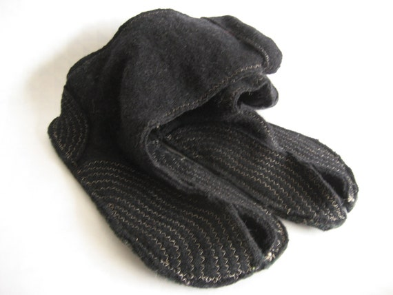 wool slippers USW 10-11.5/M 8.5-10