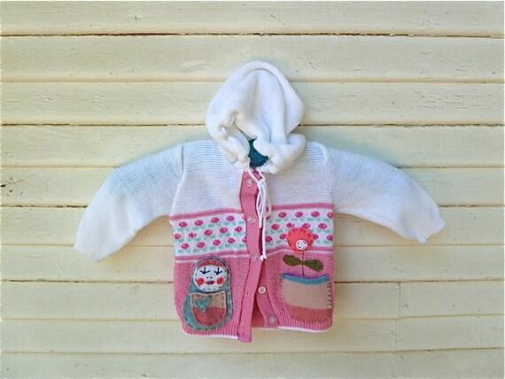 Reserved Michelle5555 Matryoshka Doll Sweater