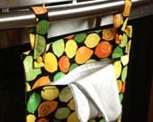 Lemon Lime 13x20 kitchen wetbag