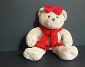Second Chance Teddy Bear, Zoe