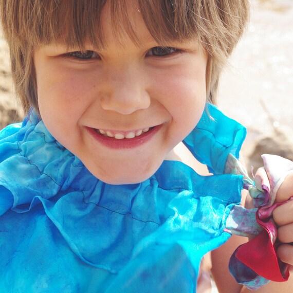 Hero Play Silk Cape : Playsilk Cape (Heart of the Ocean)