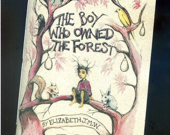 The Boy Who Owned The Forest - Elizabeth JMW - illustrated by Nicholas Beckett - 2nd Edition