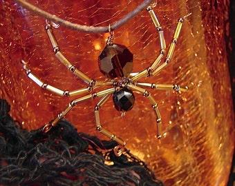 Beaded Spider.