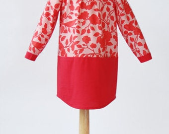 20% Off! Oliver and S PATTERN - Book Report Dress - SZ 5-12
