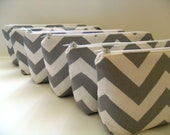 Large Cosmetic Makeup Bag / You Can Pick Fabric Lining